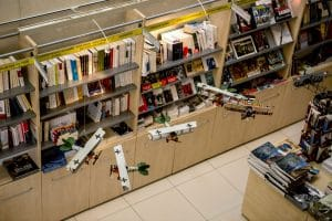 Librairie-boutique