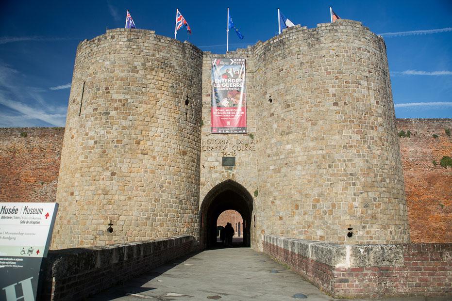 b45afa90c The Castle – Historial de la Grande Guerre