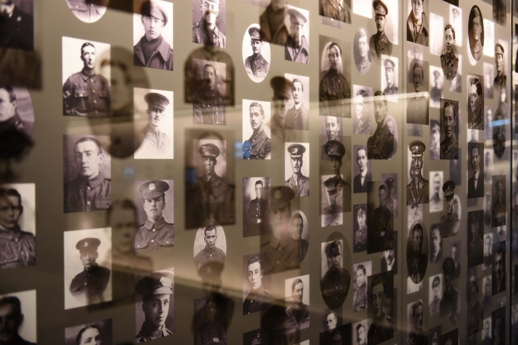 Mur des disparus - © Pascal Brunet